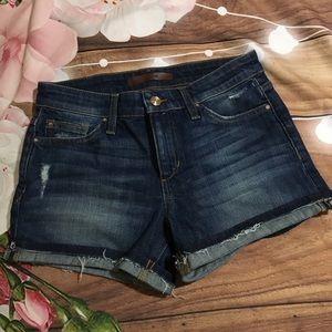 Joe's Jeans Collector's Edition the Markie shorts